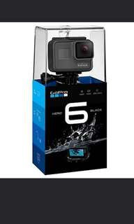 BN Gopro Hero 6 Black