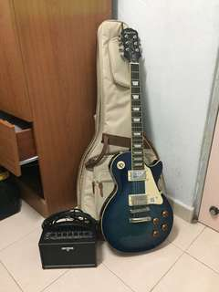 Electric Guitar  99% BRAND NEW