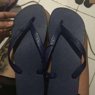 havaianas and ipanema slippers