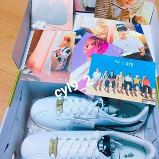 [Last PO] BTS x Puma shoes
