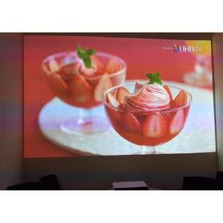 Projector  TV XIAOMI 4K laser TV
