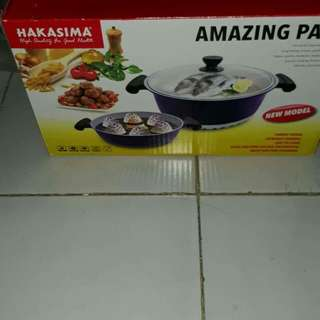 Hakasima amzing pan