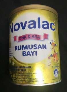 Novalac (0-12)Fomuler Milk Powder (400g)