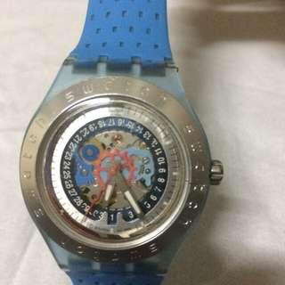 Jam Swatch LG 2003 Swiss