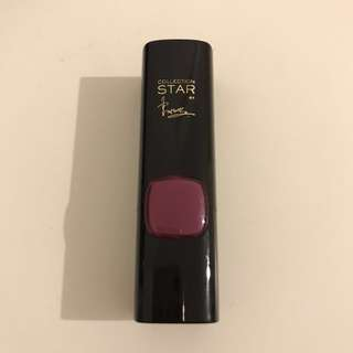 Loreal Paris collection star lipstick in CP29 Rose Lotus