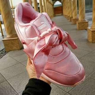 Rihanna 'Fenty' x Puma Bow Pink