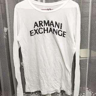Armani Exchange long sleeves tee
