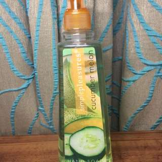 Cucumber Melon Hand Wash