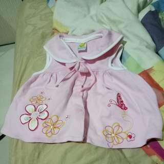 Dress newborn girl