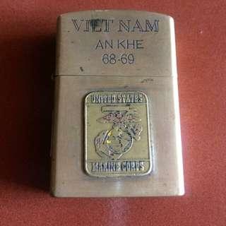 ZIPPO Vietnam An-Khe 68-69