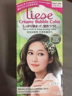Liese Hair Dye Platinum Beige
