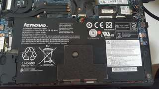 Lenovo X1 Carbon Battery Original New