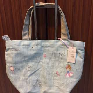Young Hearts tote bag
