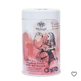Whittard strawberry hot chocolate