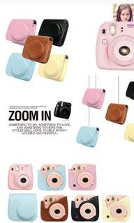 Mini8/9 Polarid Leather Case PO
