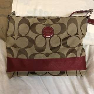 Authentic coach sling