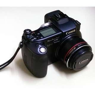Canon PowerShot Pro 1 類單眼數位相機 7倍光學變焦 加配件 可自取