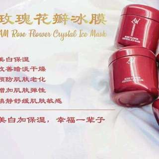 AM 🌹Rose crystal Ice mask buy 3 get 1 free