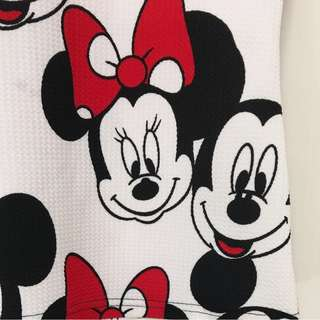 Disney Mickey Mouse Minnie Mouse t-shirt