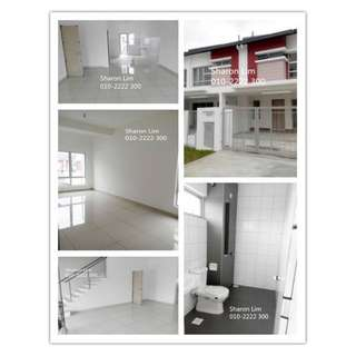 Bandar Botanic, 2 Storey, Brand New House, Klang