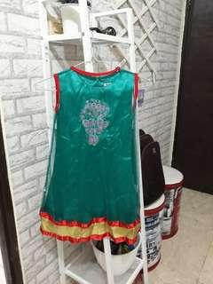 Baju india anak #makintebel