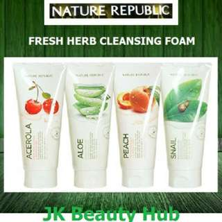 Nature Republic Herb Cleanser