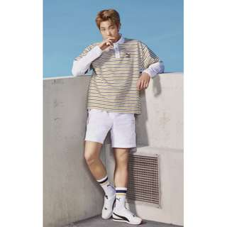 【Korea Buying Service 3/21-26】Puma x BTS RM LS TM POLO TEE