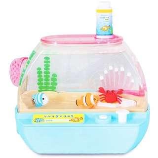 開心小魚水族箱