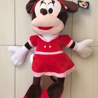 Minnie Mouse Soft Toys
