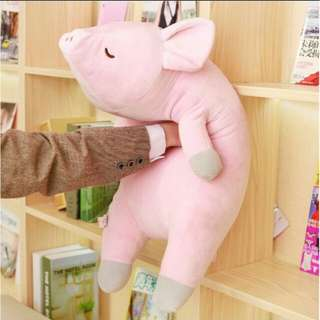 (From Taiwan) 60cm Papa Pig Plush Soft toy