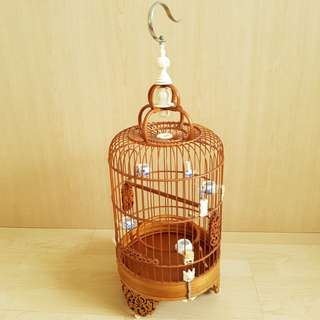 Puteh Cage with 5pcs cup set