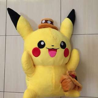 Pikachu Soft Toy