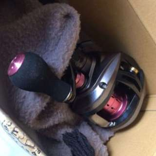 Fishing reel daiwa kohga 100L