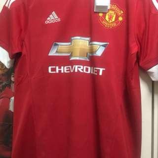 曼聯Manchester United 15-16球衣