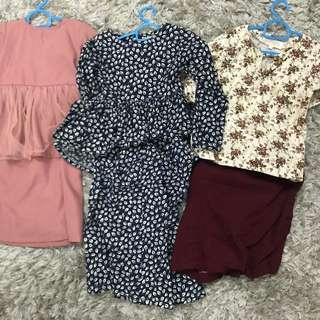 Baju Kurung budak perempuan