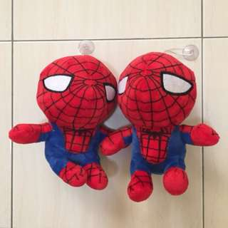 Spider-Man Soft Toys