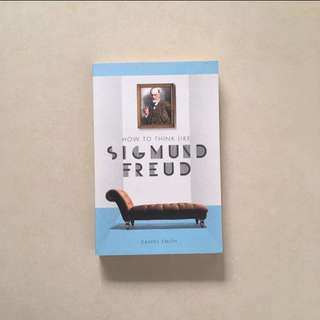 SALE: How To Think Like Sigmund Freud / Daniel Smith