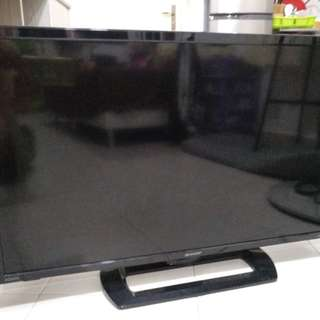 "32"" LED TV Sharp"