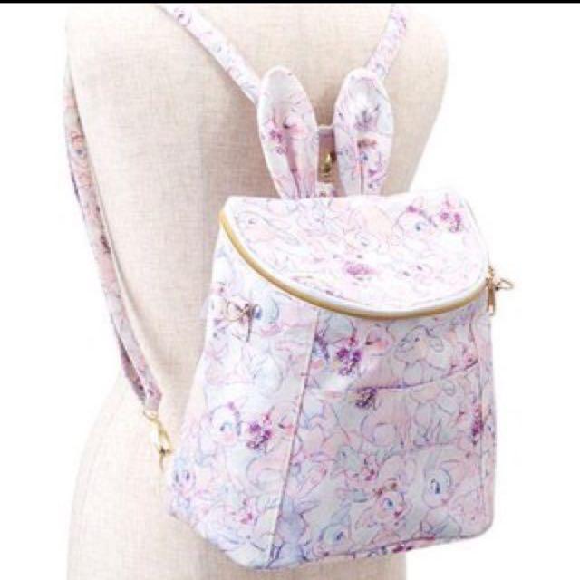 🇯🇵✈️日本東京迪士尼💗🐰復活節限定桑普兔2ways兩用包
