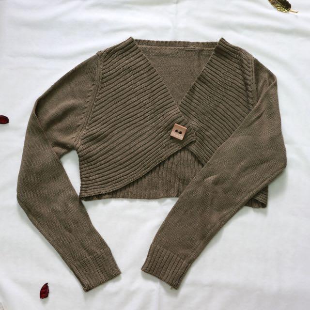 秋冬專櫃設計小外套 近新