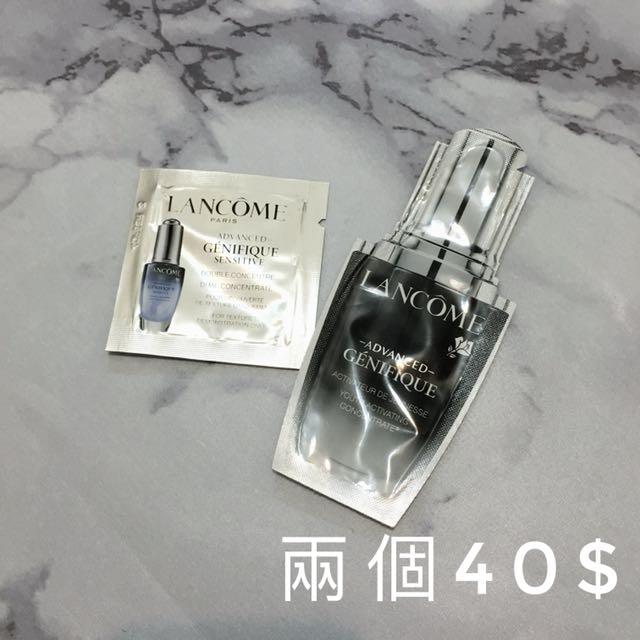 蘭蔻 Lancôme 小黑瓶 小黑安瓶