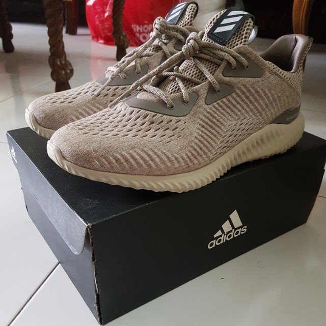 size 40 6a391 137ca Adidas Alphabounce EM US9.5 Tech Earth