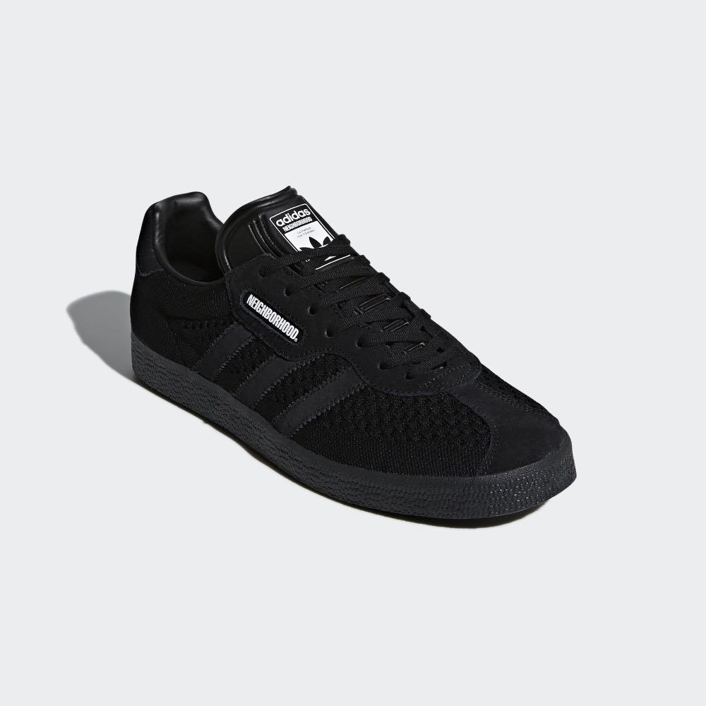 Souvenir Sale Adidas Originals Nizza Hi Black Adidas Shoes