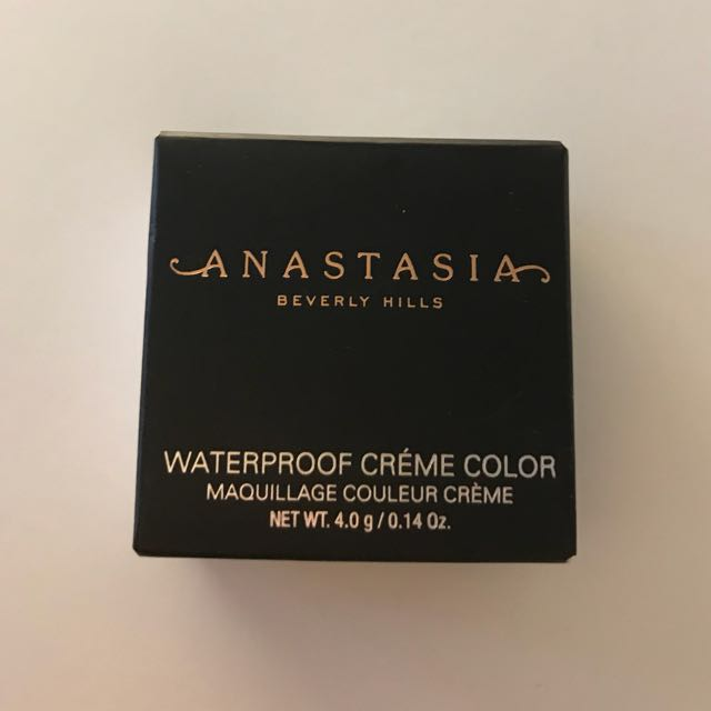 Anastasia waterproof Creme colour