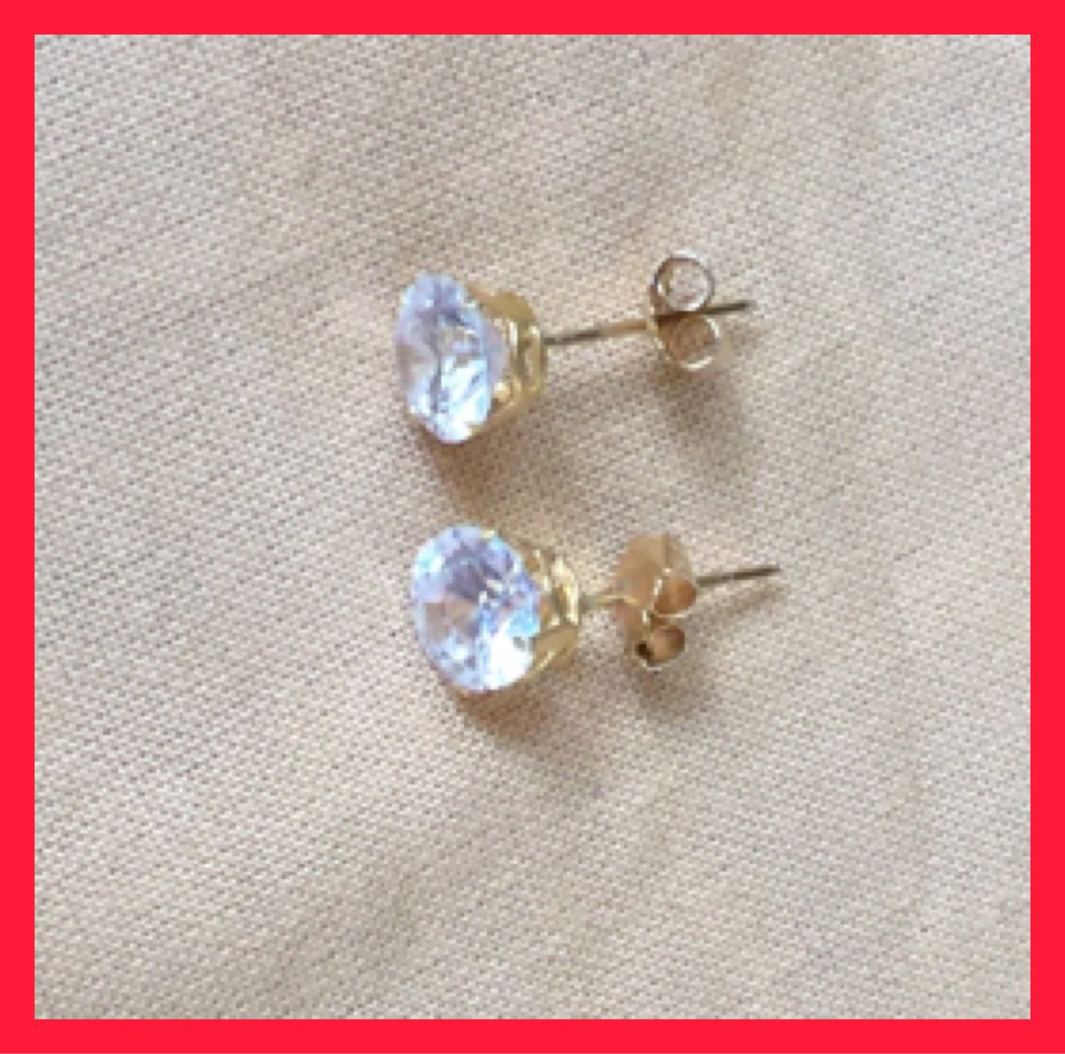 Authentic Gold Earrings
