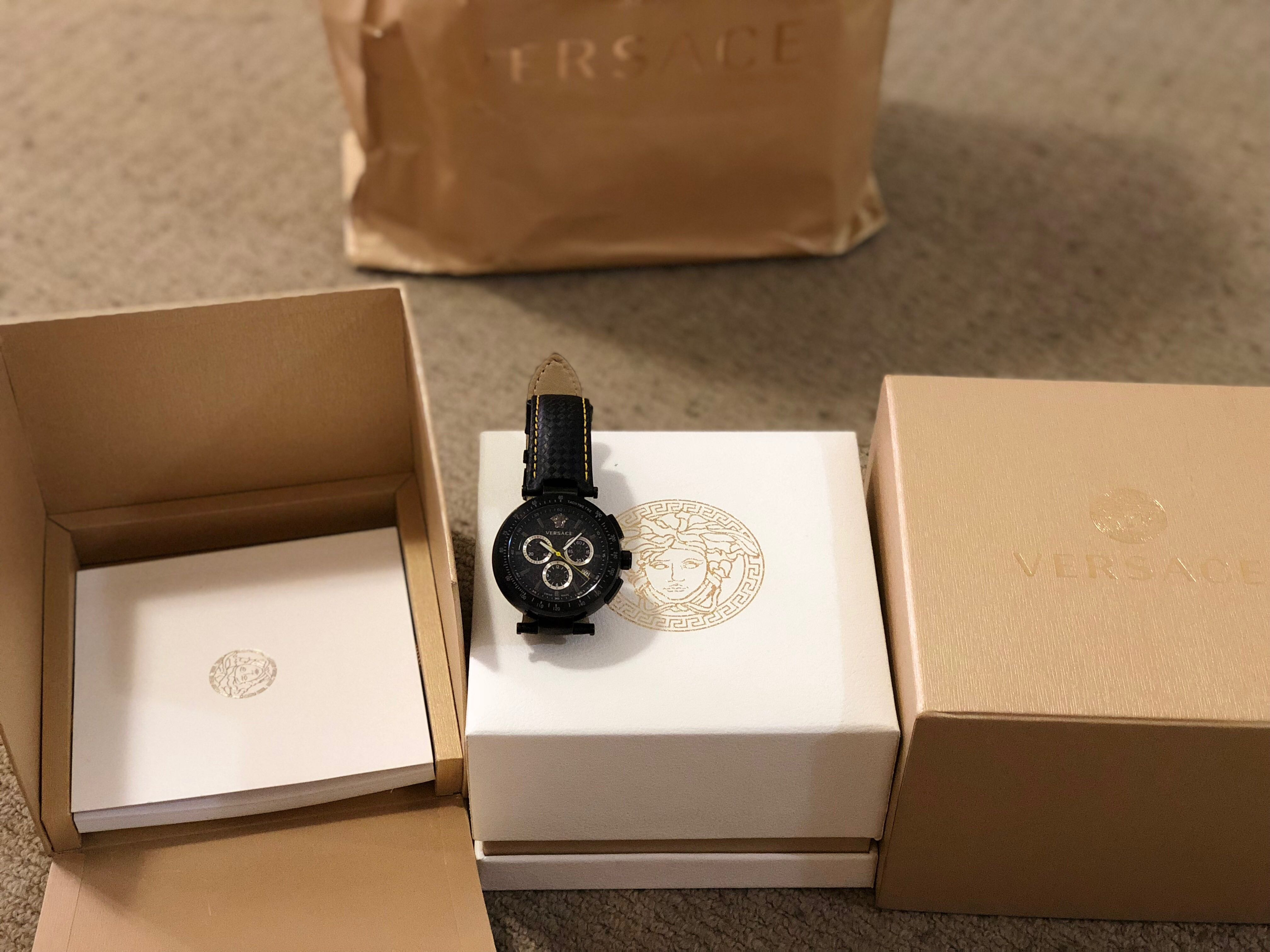 Authentic Versace Watch
