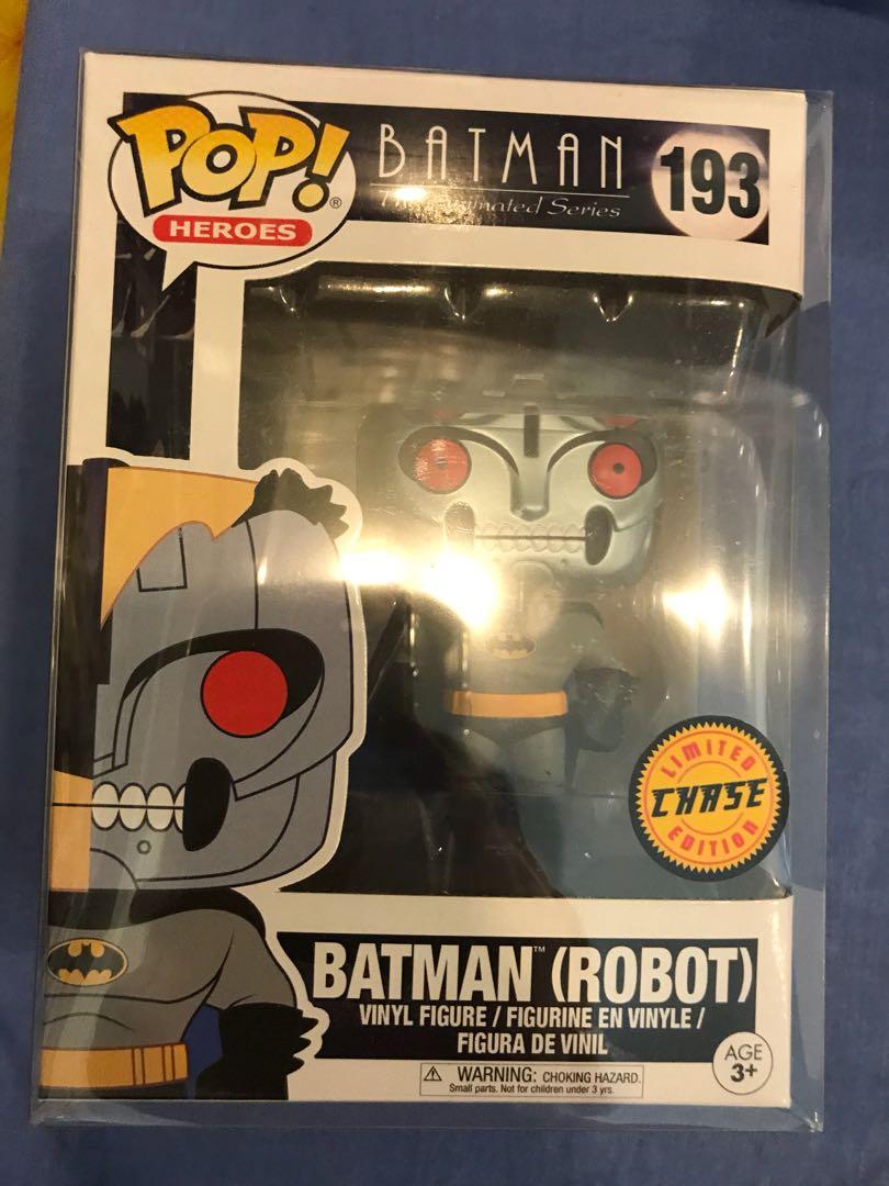 Batman Robot Chase Funko