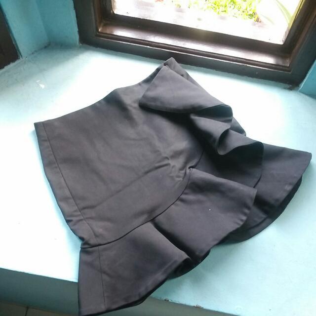 Black Skirt Zara