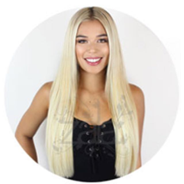 BNIB ZALA Tape In Hair Extentions