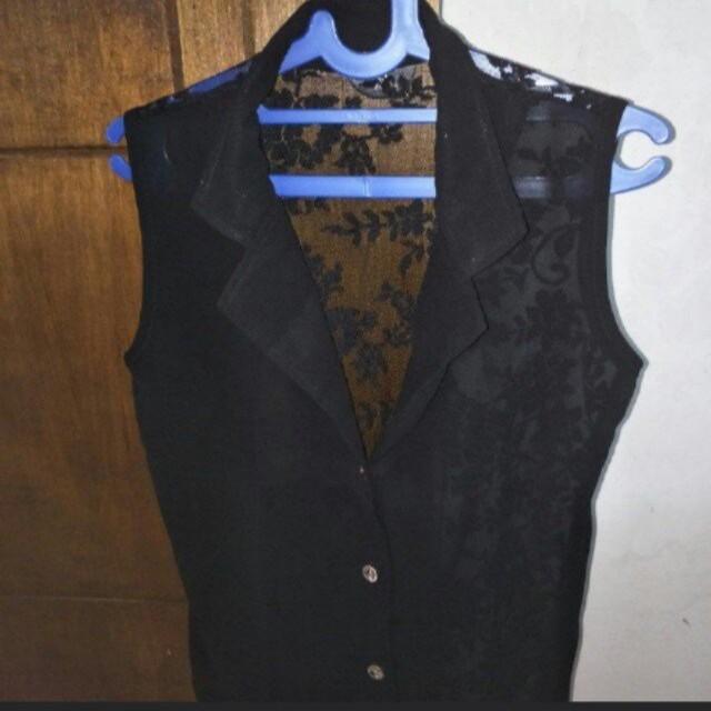 Baju Atasan Brukat